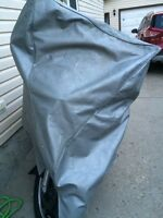 HEAVY DUTY LARGE MOTORCYCLE COVER