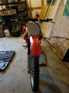 HONDA 125 BiG WHEEL