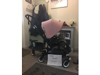 Bugaboo Bee 3 and comfort buggy board