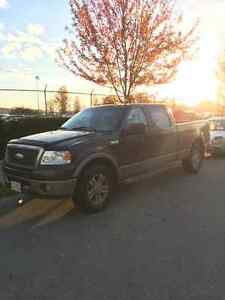 2006 Ford F-150 Lariat Pickup Truck - engine problems