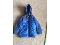 Boys winter coat 3-4 years