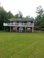 Beautiful Lakefront Home Available June 1st for Rent