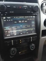 F150 double din with nav