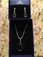 Swarovski jewelry set