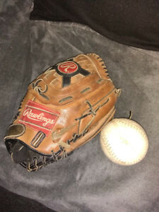 Men's Rawlings baseball glove