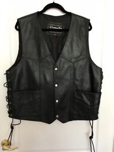 Motorcycle Vests x 2