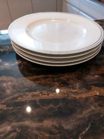 Dinner & Side Plates - Jasper Conran & Marks and Spencer