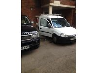 Vauxhall combo van great condition