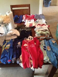 0-3 mth old baby boy clothes