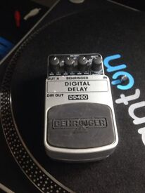 Behringer digital delay