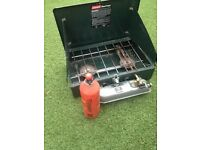 Coleman camping cooker