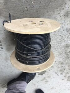 600 ftCoaxial cable