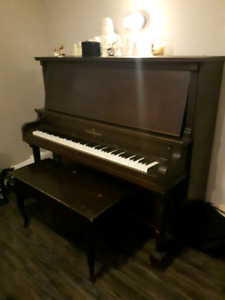 Upright Piano With Delivery