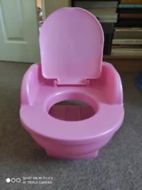 Baby toilet
