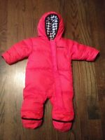 Columbia snow suit 6-12 months