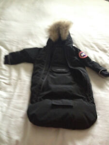 Canada goose Bunting bag 6-12 months