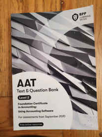 Aat level 2 using accounting software