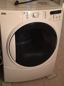 Get a great deal on a washer dryer in halifax home for Kenmore elite dryer motor