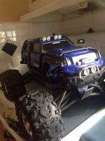 Traxxas summit rc trade for crawler