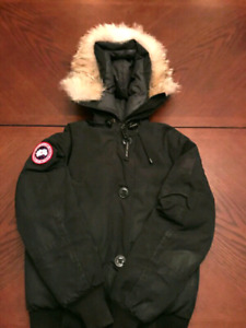 Women's Authentic Canada Goose (Winter) Bomber Jacket - Size XS