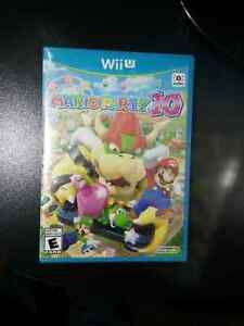 Mario Party 10, brand new, sealed copy.  for WiiU for trade.