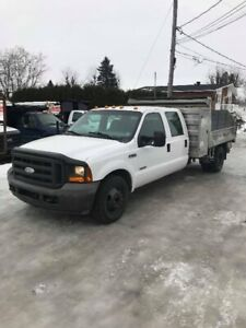 ford F-350 2005 dompeur