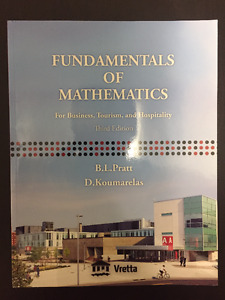 Fundamentals of Mathematics Third Edition