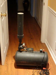 Private sale Halloween specialized props (Pneumatic)