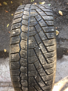 1x Hiver 185/55R15 82t Continental Extremewintercontact