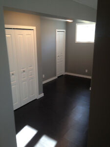 Executive two bedroom basement suite available immediately in NW