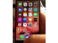 I phone 6 16 gb grey o2