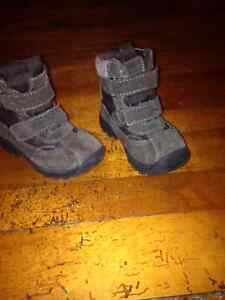 Boys boots,size 8 toddler runners,dress shoes London Ontario image 3