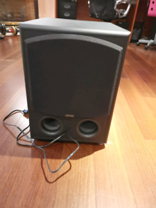 Power subwoofer Donner Hous