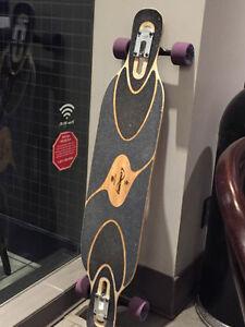 longboard - loaded dervish sama flex 2 for sale 175$ obomustsell