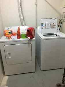 Brand new washer and dryer for sale