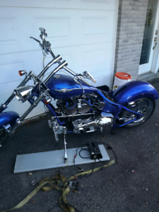Harley fxsts 2003