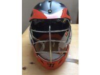 Warrior Regulator 2 Lacrosse Helmet