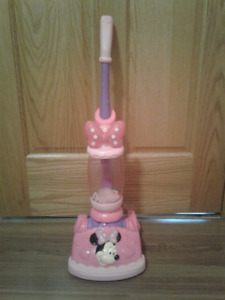 Minnie Mouse toy vacuum