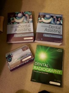 Durham college dental assisting textbooks
