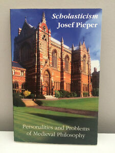 Scholasticism - Josef Pieper