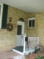 STRATHROY- 2 BR semi - For Sale