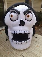 Inflatable scull