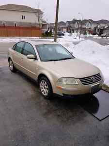 2001 VW PASSAT, EXCELLENT SHAPE