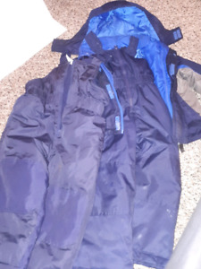 3T boys winter jacket and 2 pairs of ski pants
