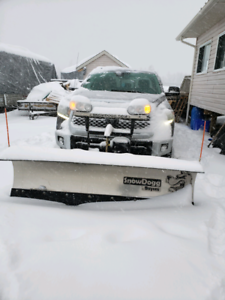 Plowing available