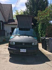 Volkswagon Westfalia Camper Van