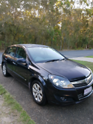 2008 Holden Astra Manual with Rego Rwc Arundel Gold Coast City Preview