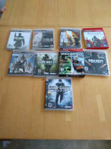 All ps3 games for $20!