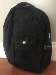 NEW w/o tags Black Swiss Gear backpack
