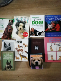 10 Books on Dogs